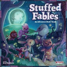 Stuffed Fables is an unusual adventure game in which players take on the roles of brave stuffies seeking to save the child they love from a scheming, evil mastermind. Make daring melee attacks, leap across conveyor belts, or even steer a racing wagon down a peril-filled hill. The game delivers a thrilling narrative driven by player choices. Players explore a world of wonder and danger, unlocking curious discoveries. The chapters of Stuffed Fables explore the many milestones of a child's l...