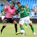 Deportivo Cali derrotó al Real Cartagena con goles de Biscayzacú y Domínguez