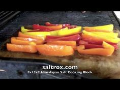 Using Your Himalayan Salt Blocks For Cooking On The Grill