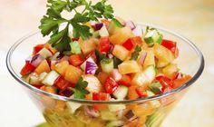 Anyone want fresh #fruit #salsa #recipes?
