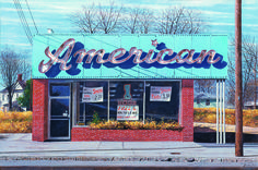 Photorealistic Paintings of Disappearing Americana | Atlas Obscura