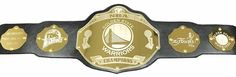 Congratulations to the Golden State Warriors on winning the NBA Championship!   www.undisputedbelts.com/products/golden-state-championship-belt-2017 #manaccessoriesworld