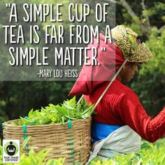 Remember: little things add up. Press 'like' if your cup is #FairTrade Certified. (Photo by: Manjiv Jayakumar)