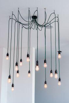 Project by Fordewind architecture Diy Interior, Decor Interior Design, Interior Decorating, Farmhouse Chandelier, Modern Chandelier, I Love Lamp, Diy Room Decor, Home Decor, Bar Lighting