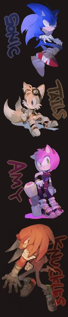 sonic boom by aoki6311 on deviantART