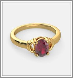 Metal + Purity – 18K Yellow Gold Weight – 8 gram Number of Center Oval Ruby- 1 Minimum Weight – 5+ Carat For customization queries contact on whatsapp +91 9216113377 Buy Gemstones, Natural Gemstones, Gold Jewelry Simple, Rings Online, Yellow Gold Rings, Semi Precious Gemstones, Ring Designs, Gemstone Jewelry