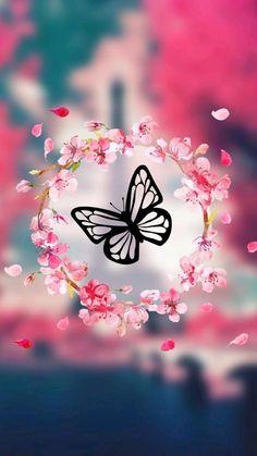 Butterfly Wallpaper Iphone, Phone Screen Wallpaper, Cute Wallpaper For Phone, Emoji Wallpaper, Cellphone Wallpaper, Galaxy Wallpaper, Cute Love Wallpapers, Beautiful Flowers Wallpapers, Beautiful Nature Wallpaper