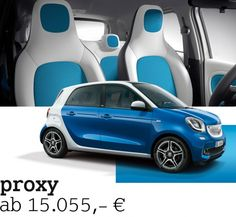 smart forfour - proxy