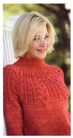 Diy Crafts - knitting,pullover-Perfect Crochet Women Sweaters from 55 of the Magical Crochet Women Sweaters collection is the most trending fashion ou Sweater Knitting Patterns, Knitting Stitches, Knitting Designs, Knitting Needles, Knit Patterns, Hand Knitting, Stitch Patterns, Crochet Woman, Knit Crochet