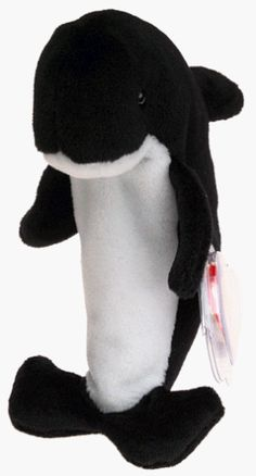 9d4a9e4bb8c Ty Beanie Babies Waves the Orca Whale  gt  gt  gt  See this great