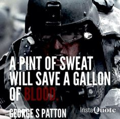 God Bless General George S. Military Quotes, Military Humor, Military Life, General Patton Quotes, Marine Corps Quotes, Great Quotes, Me Quotes, George Patton, Warrior Spirit