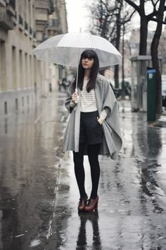 April Showers: 20 Rainy Day Outfits To Get Inspired By Now | StyleCaster