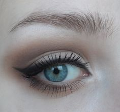 using urban decay basics.