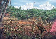 Combined Arms Contact, Vietnam