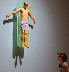Drift - Ron Mueck by Lea_Williams, via Flickr