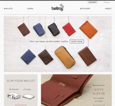 30 Beautiful and Creative Ecommerce Website Designs – Shopify ...