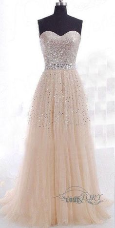 Prom dress for princess:)