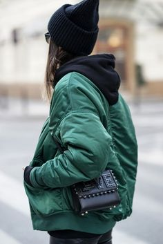 15 Best Green Puffer Vest Images In 2019 Autumn Fashion