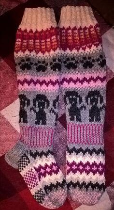 Hund  sockor Fingerless Gloves, Arm Warmers, Slippers, Ankle, Knitting, Fingerless Mitts, Wall Plug, Tricot, Breien