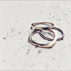 Our gold Shapes rings shot by @originalattire - check out their site for more Vitaly as well as loads of killer contemporary clothing and footwear! #vitaly #fashion #rings #gold