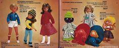 Le catalogue de jouets des Nouvelles Galeries de 1975