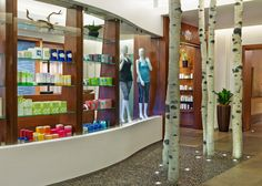 Spa Anjali offers a wide variety of healing mountain treatments.