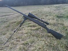 Remington 700 with Redfield scope - Its that time again