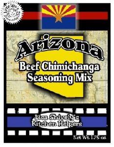 Arizona Beef Chimichanga Seasoning