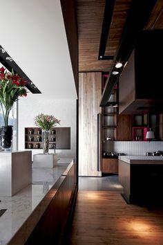 Kitchen Center,© Nicolás Saieh
