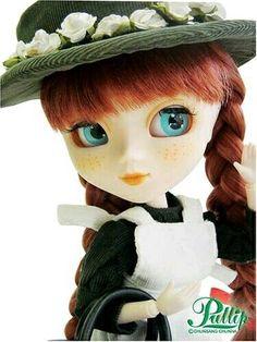 Pullip-Anna dai capelli rossi