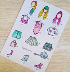 Fashion drawing model 23 Ideas for 2019 Dress Drawing, Drawing Clothes, Painting & Drawing, Outfit Drawings, Drawing Tips, Kawaii Drawings, Disney Drawings, Easy Drawings, Pretty Drawings