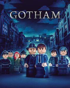 Gotham LEGO version