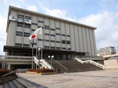 平成27年12月末茨木市民会館閉館
