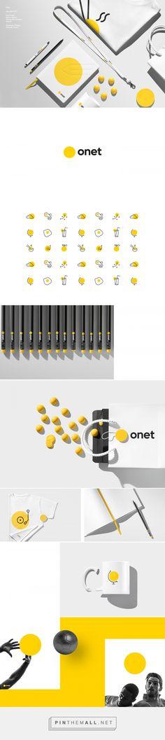 Onet on Behance - created via https://pinthemall.net