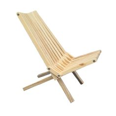 GloDea X36P1NS1 Lounge Chair Natural Set of 1 ** To view further for this item, visit the image link.