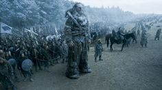 Jon Snow Tormund Wun Wun Official army (Battle of the Bastards)