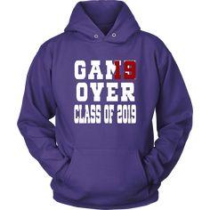 Game Over - Senior 19 Hoodie