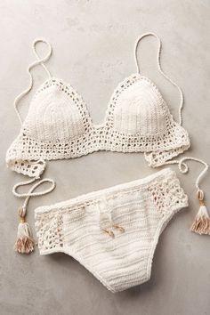 Ideas que harán que te enamores de la ropa crochet