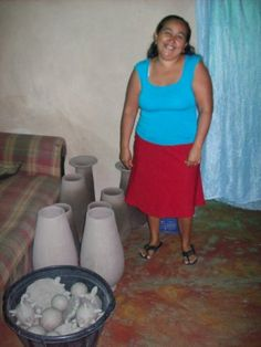 Kiva - Loans that change lives Buy Clay, Clay Paint, Decorative Vases, Tegucigalpa, Shopping Malls, Santa Lucia, Vases Decor, Honduras, 3 Years