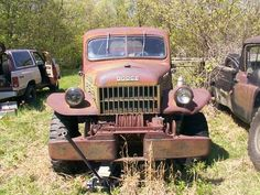 1951 Dodge Power Wagon Old Dodge Trucks, Dodge Ram Pickup, Jeep 4x4, Jeep Truck, Truck Bumper, Classic Pickup Trucks, Dodge Rams, Dodge Power Wagon, Hot Rod Trucks