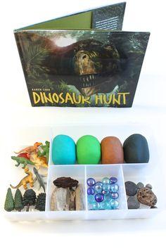 Dinosaur Play Dough Kit - Mama.Papa.Bubba.