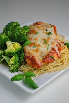 Chicken with Pepperoni-Marinara Sauce