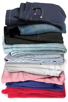 Three styles, six colors. Unique Pajamajeans&reg designed to give you the style and look of crisp denim with the comfort of your favorite pjs. Exclusive colors and styles. Fashion Ideas, Fashion Outfits, Shades Of White, Floral Fabric, Slacks, Different Styles, Pretty Woman, Giveaway, Pajamas
