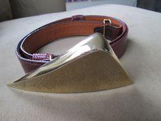 Vintage Designer Belt  Alexis Kirk 1980s  by truthorwear on Etsy, $45.00