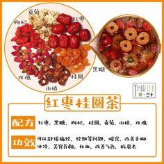 Chinese Herbal Tea, Chinese Herbs, Chinese Tea, Tea Benefits, Flower Tea, Tea Blends, Tea Recipes, Fun Drinks, Health And Wellness