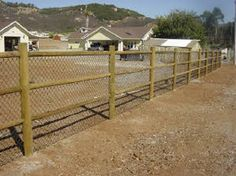 Country Fence On Pinterest Wire Fence Fencing And Fence
