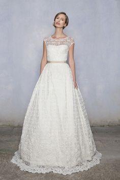 Luisa Beccaria 2014 wedding dresses   You & Your Wedding