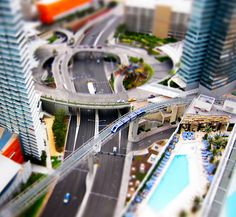 Wonderful Example of Tilt-Shift Photography