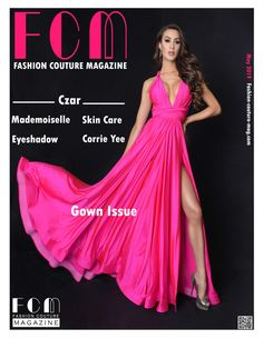 Gown Issue is coming soon.