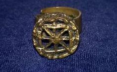 Finland Pentti Sarpaneva - Vintage 60s Adjustable Bronze Ring | eBay